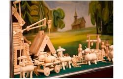 История русской деревянной игрушки - народных промыслов