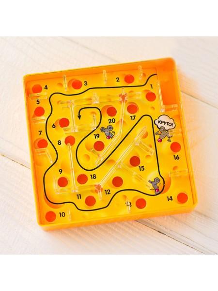 Настольная игра Сырный лабиринт