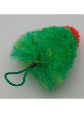 Мочалка Игрушка - ёлочка