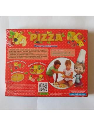 Игра магнитная Юный повар Пицца Vladi Toys