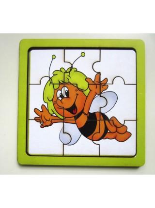 Пазл Пчелка Smile Decor П013