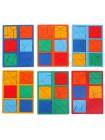 """""""Сложи квадрат"""" Б.П.Никитин, 3 уровень (мини) Smile Decor H003 купить"""