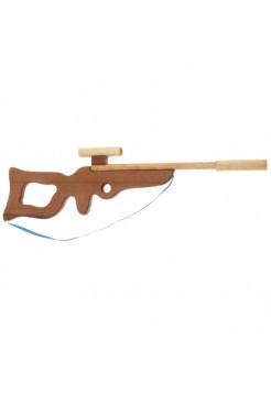Деревянная Снайперская винтовка, массив бука