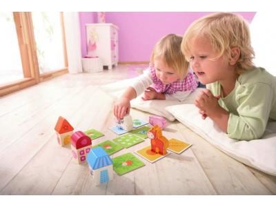 <Игры и игрушки для развития логики ребенка дома