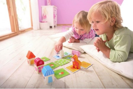 Игры и игрушки для развития логики ребенка дома