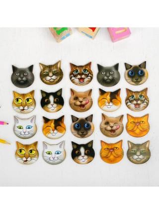 Мемо Коты Smile Decor П033