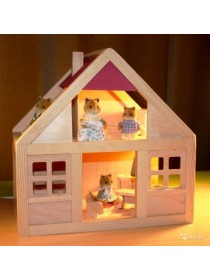 Кукольный домик Дворики