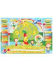 Обучающая доска Веселый календарь, Мастер игрушек IG0082 купить
