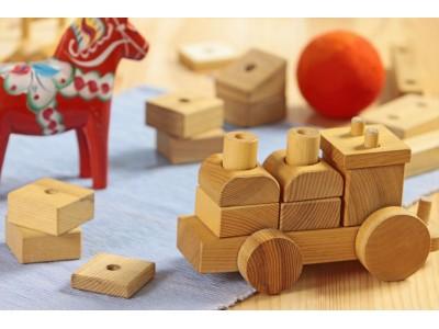 <Деревянные игрушки для малышей на любой вкус!