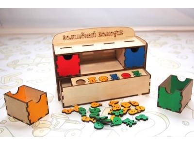 <Развивающие игрушки. Простые игрушки для роста детей