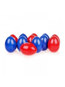 """Счётный материал """"Яйца"""", красные/синие, 12 шт. RNToys"""