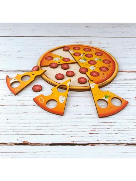 Обучение счету «Пицца»