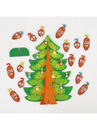 Сортер-дерево «Ёлочка»