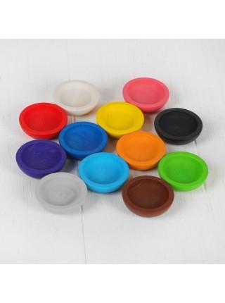 Набор Цветные тарелочки Уланик, 12 шт