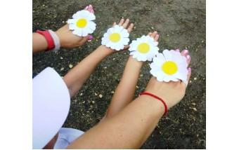 Мы приняли участие в празднике - День Семьи, Любви и Верности