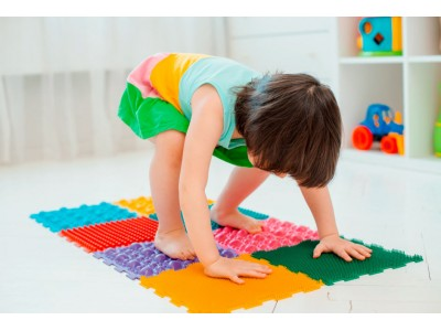 <Гимнастика для стоп. Для детей от 1,5 лет