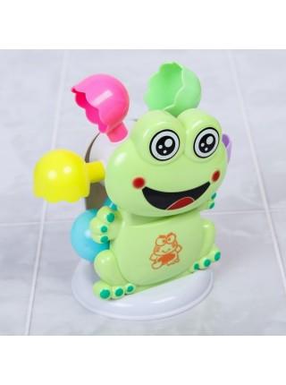 Игрушка для купания «Мельница для ванны. Лягушонок»
