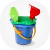 Игрушки для песочницы (2)