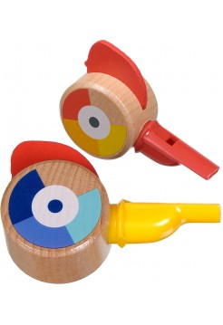 Свисток - деревянный МДИ LL161