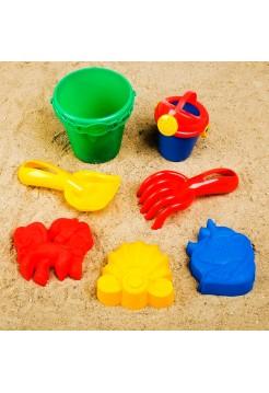 Игрушки для песочницы Набор 7 шт.