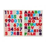 Азбука и Арифметика - купить игрушки из дерева