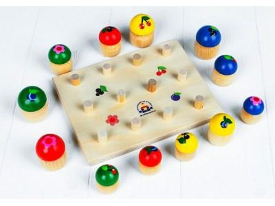 <Веселые грибочки - Игрушка очень вариативна!  Не верите? Убедитесь сами