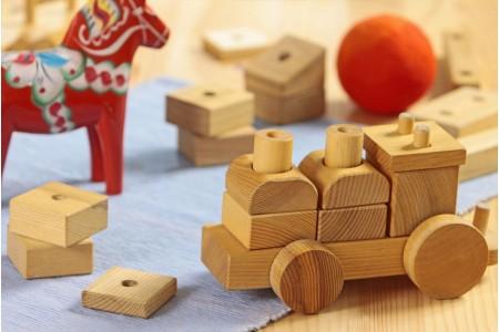 Деревянные игрушки для малышей на любой вкус!