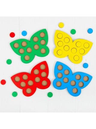Мозаика Бабочки, Smile Decor П026