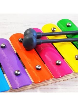 Металлофон детский 8 нот