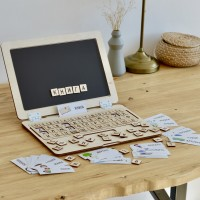 Ноутбук Алфавит - Радуга Кидс